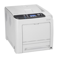 Ricoh Aficio SP C320DN Laser Printer - Colour - 1200 x 1200 dpi Print - Plain Paper Print - Desktop