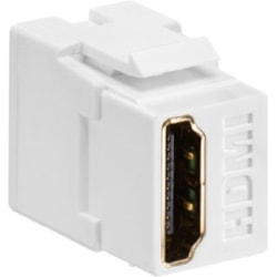 Leviton QuickPort A/V Connector - 1 Pack