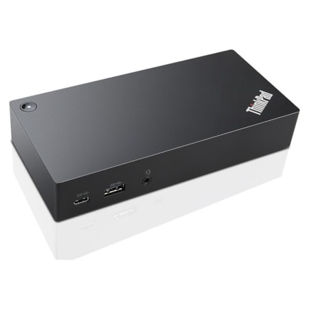 Lenovo USB Type C Docking Station for Notebook/Tablet PC