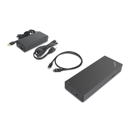 Lenovo USB Type C Docking Station for Notebook - 135 W