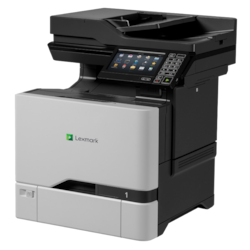 Lexmark CX725 CX725dhe Laser Multifunction Printer - Colour