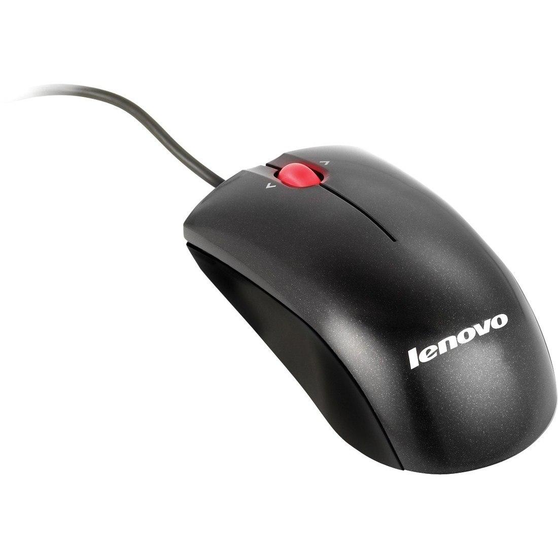 Lenovo 41U3074 Mouse - USB - Laser