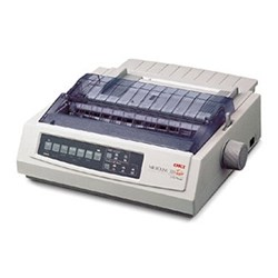 Oki MICROLINE ML320 Dot Matrix Printer - Monochrome