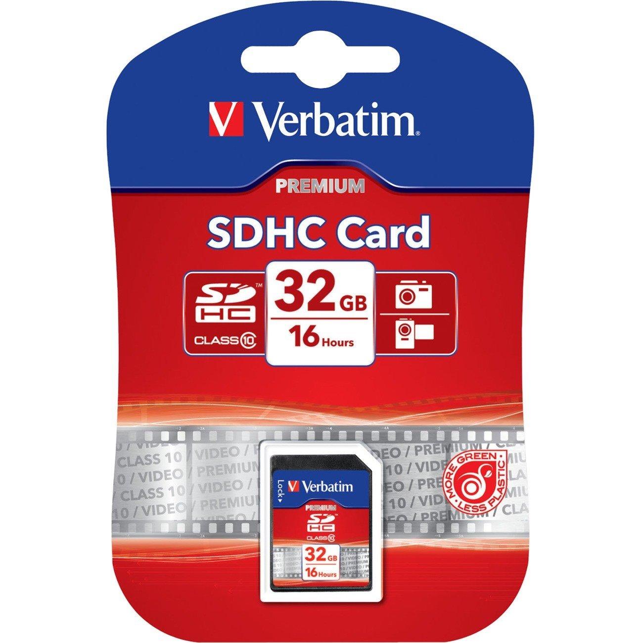 Verbatim 43963 32 GB SDHC