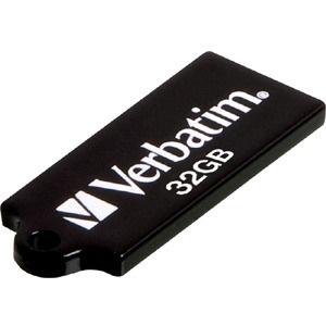 Verbatim Store 'n' Go 32 GB USB 2.0 Flash Drive - Black
