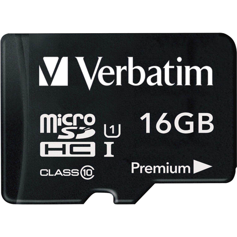 Verbatim 16 GB microSDHC - TAA Compliant