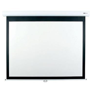 """Screen Technics CinemaPro 4410869-A Manual Projection Screen - 274.3 cm (108"""") - 16:10 - Wall/Ceiling Mount"""