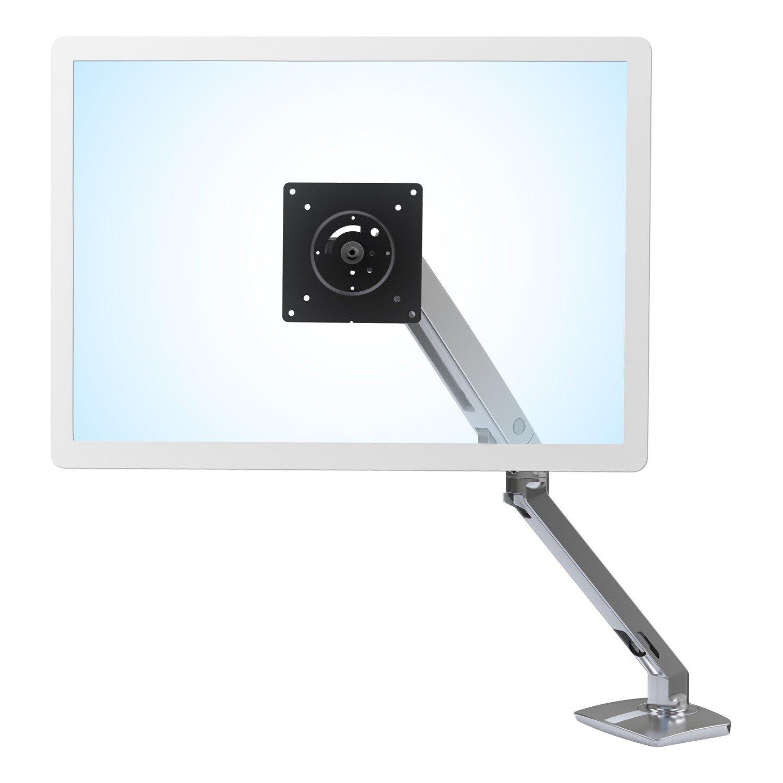 Ergotron Mounting Arm for LCD Monitor - Polished Aluminum