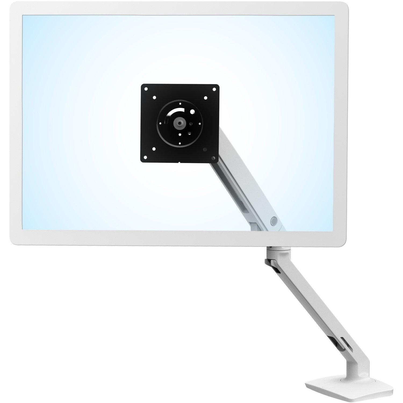 Ergotron Mounting Arm for LCD Monitor - White