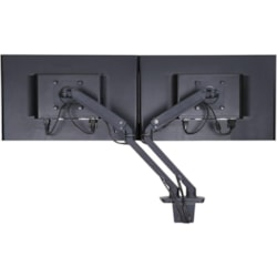 Ergotron Mounting Arm for LCD Monitor - Matte Black