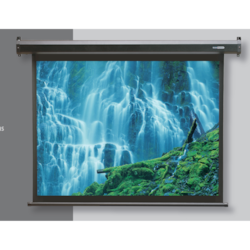 "Screen Technics ViewMaster Pro Electric Projection Screen - 213.4 cm (84"") - 16:10 - Wall/Ceiling Mount"