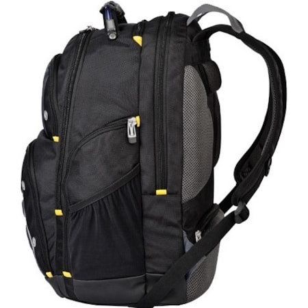 """Dell Carrying Case (Backpack) for 43.2 cm (17"""") Notebook - Black, Grey"""