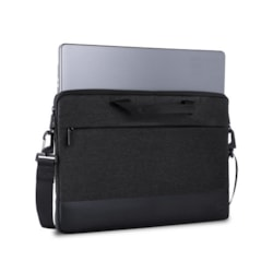 "Dell Carrying Case (Sleeve) for 35.6 cm (14"") Notebook - Heather Dark Gray"