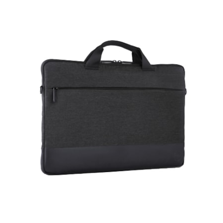 """Dell Professional Carrying Case (Sleeve) for 38.1 cm (15"""") Notebook - Heather Gray"""