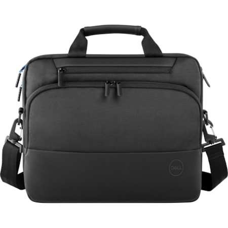 "Dell Pro PO1520C Carrying Case (Briefcase) for 38.1 cm (15"") Notebook - Black"