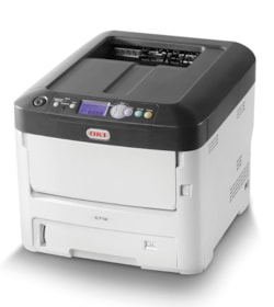 Oki C700 C712n LED Printer - Colour - 1200 x 600 dpi Print - Plain Paper Print - Desktop