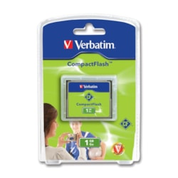 Verbatim 47010 1 GB CompactFlash