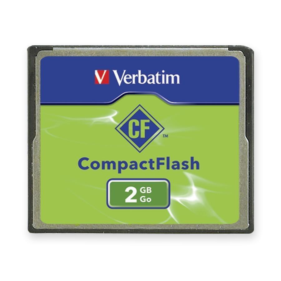 Verbatim 2 GB CompactFlash