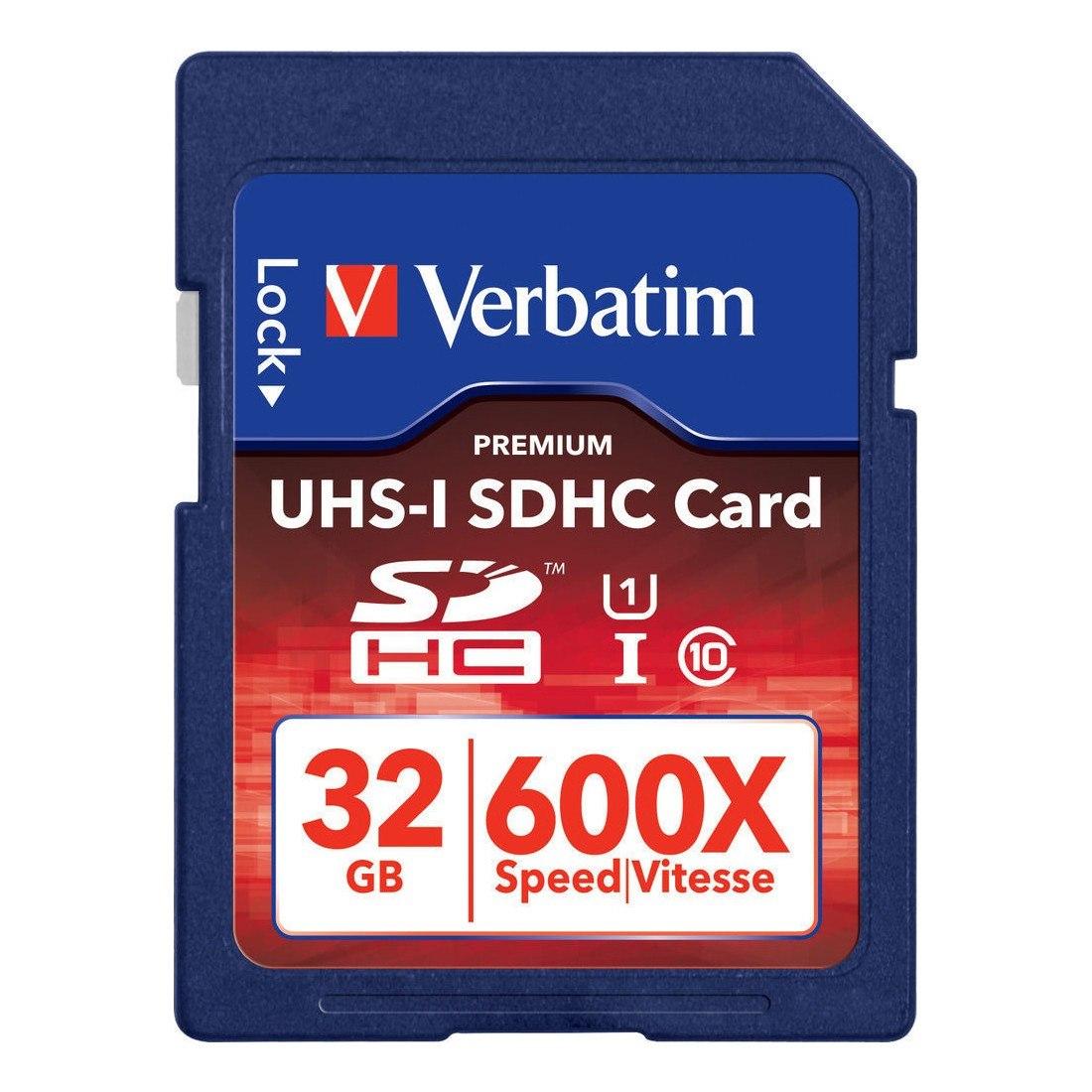 Verbatim Premium 32 GB SDHC
