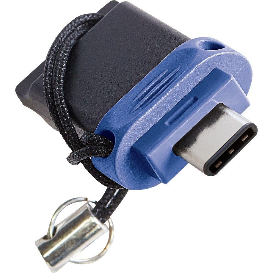 Verbatim Store 'n' Go Dual 32 GB USB 3.0 Type A, USB 3.0 Type C Flash Drive
