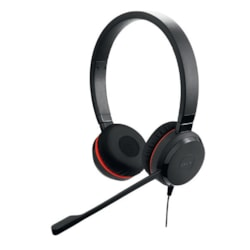 Jabra EVOLVE 20SE MS Stereo Wired Over-the-head Stereo Headset