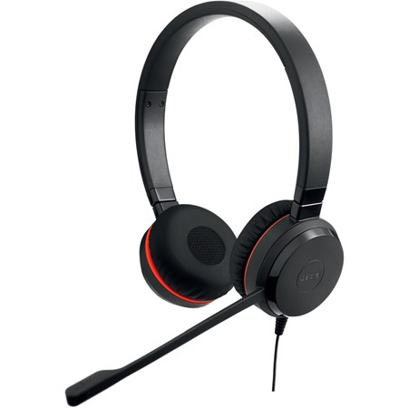 Jabra EVOLVE 20SE UC Stereo Wired Over-the-head Stereo Headset