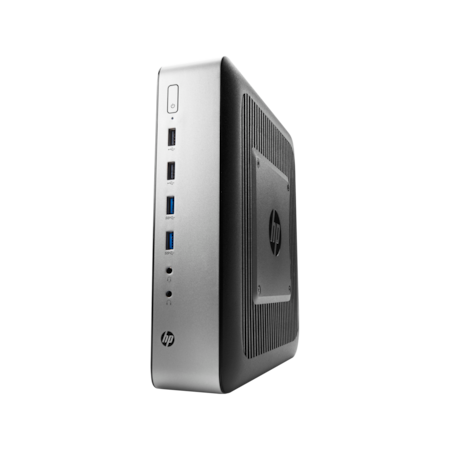 HP t730 Thin Client - AMD R-Series RX-427BB Quad-core (4 Core) 2.70 GHz