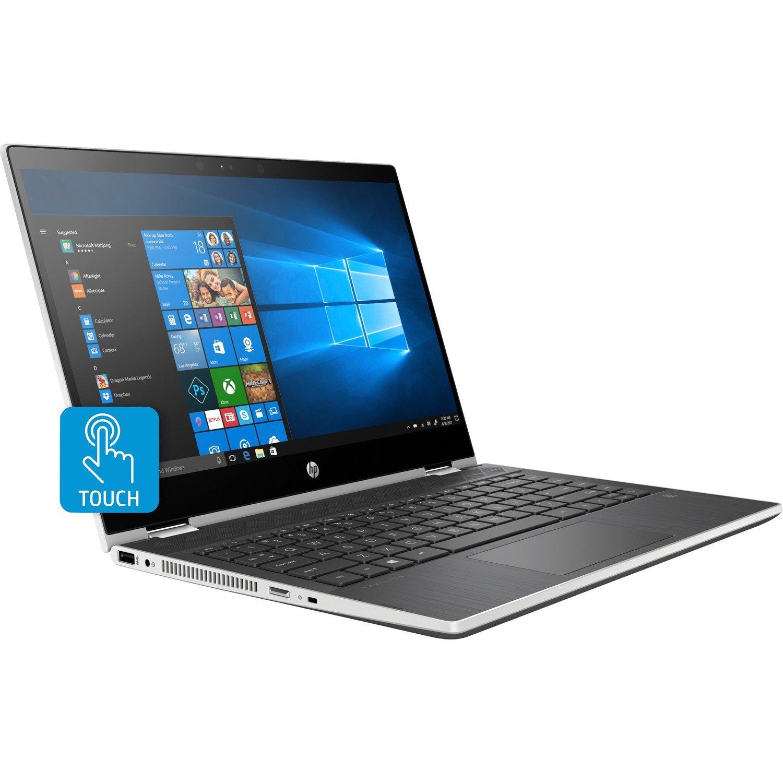 """HP Pavilion x360 14-cd0000 14-cd0019tu 35.6 cm (14"""") Touchscreen 2 in 1 Notebook - 1366 x 768 - Core i5 i5-8250U - 8 GB RAM - 128 GB SSD"""