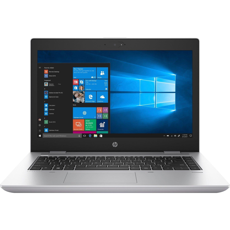 """HP ProBook 640 G4 35.6 cm (14"""") Notebook - 1920 x 1080 - Core i5 i5-8350U - 8 GB RAM - 256 GB SSD"""