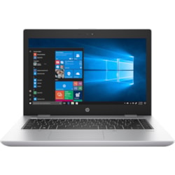 "HP ProBook 640 G4 35.6 cm (14"") LCD Notebook - Intel Core i5 (8th Gen) i5-8250U Quad-core (4 Core) 1.60 GHz - 8 GB DDR4 SDRAM - 256 GB SSD - Windows 10 Pro 64-bit - 1920 x 1080 - In-plane Switching (IPS) Technology"