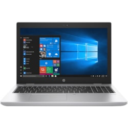 "HP ProBook 650 G4 39.6 cm (15.6"") LCD Notebook - Intel Core i7 (8th Gen) i7-8550U Quad-core (4 Core) 1.80 GHz - 8 GB DDR4 SDRAM - 256 GB SSD - Windows 10 Pro 64-bit - 1920 x 1080 - In-plane Switching (IPS) Technology"