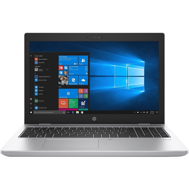"""HP ProBook 650 G4 39.6 cm (15.6"""") Notebook - 1920 x 1080 - Core i7 i7-8650U - 8 GB RAM - 512 GB SSD"""