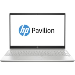 "HP Pavilion 15-cs0000tu 39.6 cm (15.6"") LCD Notebook - Intel Core i5 i5-8250U Quad-core (4 Core) 1.60 GHz - 8 GB DDR4 SDRAM - 1 TB HDD - 128 GB SSD - Windows 10 Home 64-bit - 1366 x 768 - BrightView"