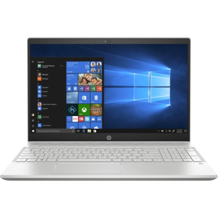 "HP Pavilion 15-cs0000 15-cs0014tx 39.6 cm (15.6"") LCD Notebook - Intel Core i7 (8th Gen) i7-8550U Quad-core (4 Core) 1.80 GHz - 8 GB DDR4 SDRAM - 1 TB HDD - Windows 10 Home 64-bit - 1920 x 1080 - In-plane Switching (IPS) Technology, BrightView"