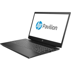 "HP Pavilion Gaming 15-cx0000 15-cx0018tx 39.6 cm (15.6"") LCD Gaming Notebook - Intel Core i7 i7-8750H Hexa-core (6 Core) 2.20 GHz - 8 GB DDR4 SDRAM - 1 TB HDD - 256 GB SSD - Windows 10 Home 64-bit - 1920 x 1080 - In-plane Switching (IPS) Technology"