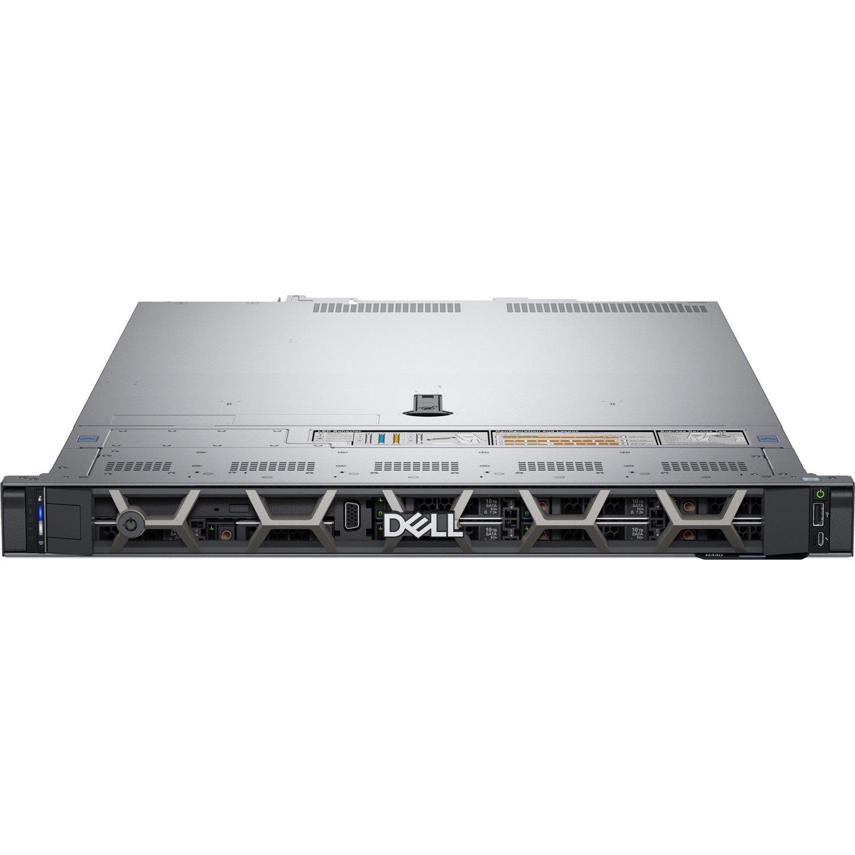 Dell EMC PowerEdge R440 1U Rack Server - 1 x Xeon Bronze 3106 - 16 GB RAM - 1 TB (1 x 1 TB) HDD - 12Gb/s SAS, Serial ATA/600 Controller