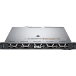 Dell EMC PowerEdge R440 1U Rack Server - 1 x Intel Xeon Silver 4110 Octa-core (8 Core) 2.10 GHz - 16 GB Installed DDR4 SDRAM - 1 TB (1 x 1 TB) 12Gb/s SAS HDD - 12Gb/s SAS, Serial ATA/600 Controller - 1 x 550 W