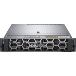 Dell EMC PowerEdge R540 2U Rack Server - Xeon Silver 4208 - 16 GB RAM - 1 TB HDD - 12Gb/s SAS, Serial ATA Controller