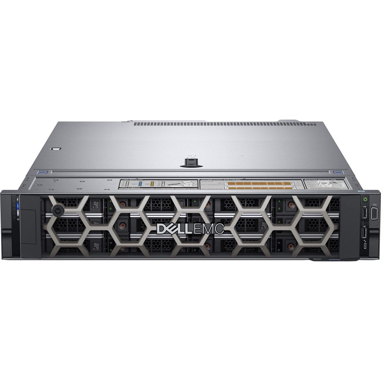 Dell EMC PowerEdge R540 2U Rack Server - Xeon Silver 4208 - 16 GB RAM - 1 TB HDD - 12Gb/s SAS Controller