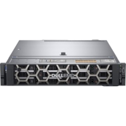 Dell EMC PowerEdge R540 2U Rack Server - Xeon Bronze 3106 - 16 GB RAM - 1 TB HDD - 12Gb/s SAS Controller