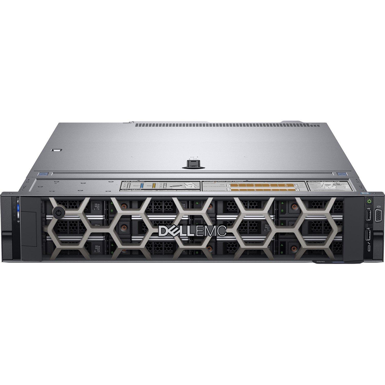 Dell EMC PowerEdge R540 2U Rack Server - 1 x Intel Xeon Bronze 3106 Octa-core (8 Core) 1.70 GHz - 16 GB Installed DDR4 SDRAM - 1 TB (1 x 1 TB) 12Gb/s SAS HDD - 12Gb/s SAS, Serial ATA/600 Controller - 1 x 495 W