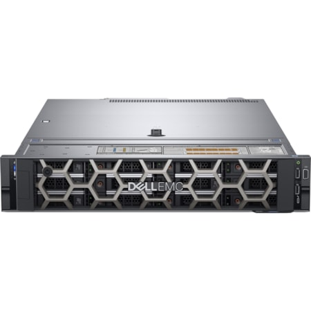Dell EMC PowerEdge R540 2U Rack Server - 1 x Xeon Bronze 3106 - 16 GB RAM - 1 TB (1 x 1 TB) HDD - 12Gb/s SAS, Serial ATA/600 Controller
