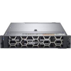 Dell EMC PowerEdge R540 2U Rack Server - 1 x Intel Xeon Silver 4110 Octa-core (8 Core) 2.10 GHz - 16 GB Installed DDR4 SDRAM - 1 TB (1 x 1 TB) 12Gb/s SAS HDD - 12Gb/s SAS, Serial ATA/600 Controller - 1 x 495 W