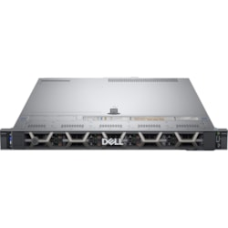 Dell EMC PowerEdge R640 1U Rack Server - 1 x Xeon Silver 4208 - 16 GB RAM - 600 GB (1 x 600 GB) HDD - 12Gb/s SAS, Serial ATA/600 Controller