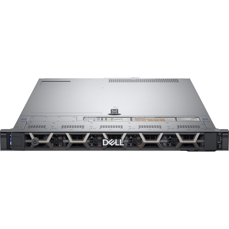 Dell EMC PowerEdge R640 1U Rack Server - 1 x Xeon Silver 4210R - 16 GB RAM - 600 GB (1 x 600 GB) HDD - 12Gb/s SAS, Serial ATA/600 Controller