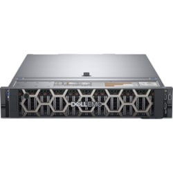 Dell EMC PowerEdge R740 2U Rack Server - 1 x Xeon Bronze 3106 - 8 GB RAM HDD - 120 GB (1 x 120 GB) SSD - 12Gb/s SAS, Serial ATA/600 Controller