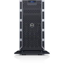 Dell EMC PowerEdge T330 5U Tower Server - 1 x Intel Xeon E3-1225 v6 Quad-core (4 Core) 3.30 GHz - 8 GB Installed DDR4 SDRAM - 1 TB (1 x 1 TB) Serial ATA/600 HDD - 12Gb/s SAS, Serial ATA/600 Controller - 1 x 495 W