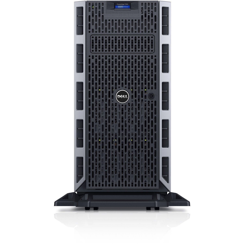 Dell EMC PowerEdge T330 5U Tower Server - 1 x Xeon E3-1225 v6 - 8 GB RAM - 1 TB HDD - Serial ATA Controller