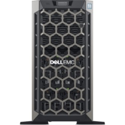 Dell EMC PowerEdge T440 5U Tower Server - 1 x Xeon Silver 4208 - 1 TB HDD - 12Gb/s SAS, Serial ATA Controller