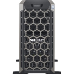 Dell EMC PowerEdge T440 5U Tower Server - 1 x Xeon Silver 4210 - 16 GB RAM - 1 TB (1 x 1 TB) HDD - 12Gb/s SAS, Serial ATA/600 Controller